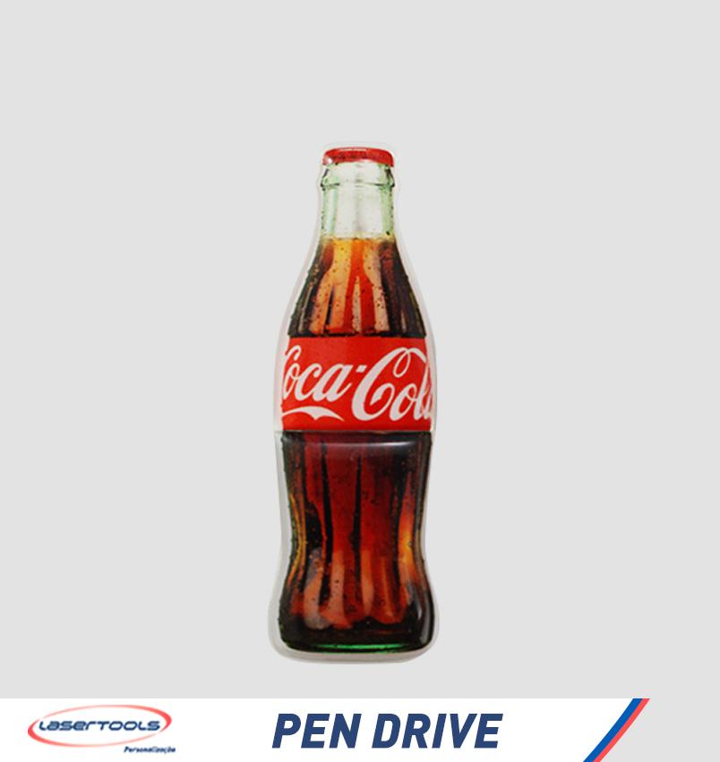 Etiqueta Resinada - Pen Drive