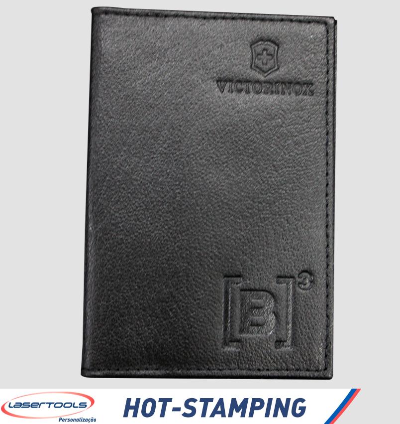 Hot Stamping - Moleskine