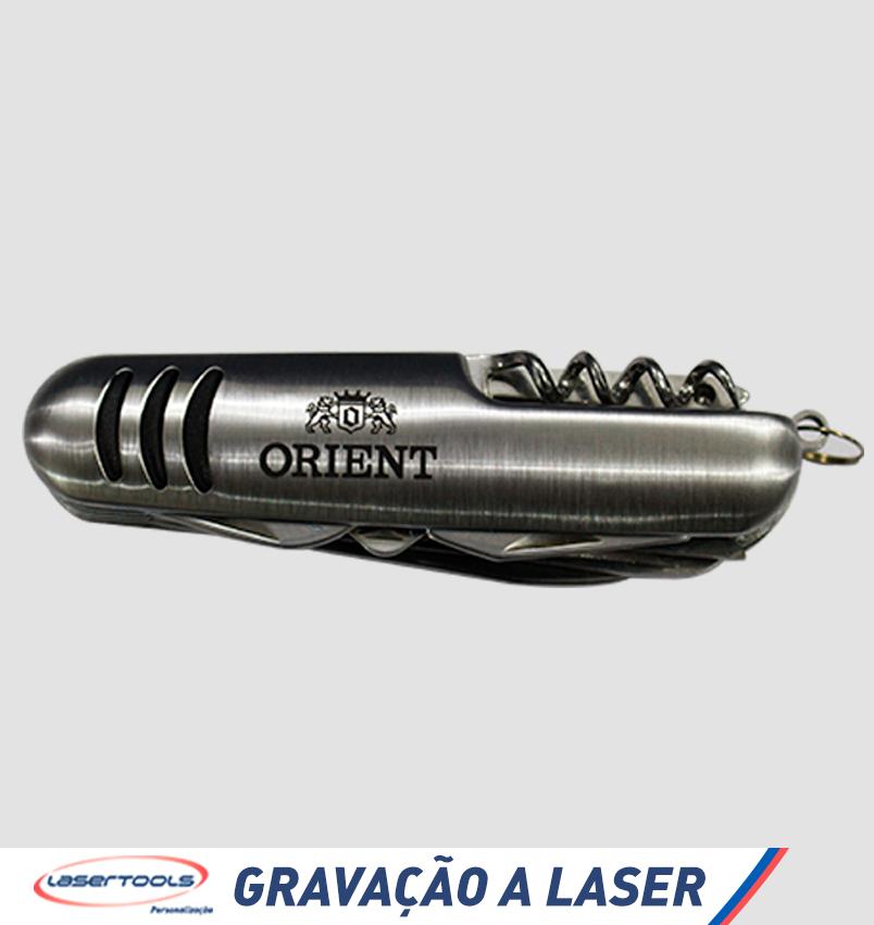 Gravação a Laser - Canivete